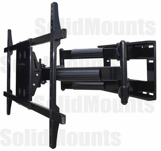 Tv Mounts 36 Quot Extension Articulating Wall Mount To 75